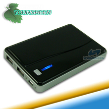 Power Bank Battery Charger Universal USB Backup Portable External Pack 6000mAh
