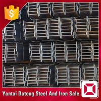 Galvanized Steel I Beam Specification
