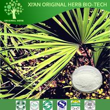 100% Pure Natural Antioxidant Saw Palmetto Extract Fatty Acid 25%