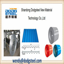 prepainted/ color coated galvanized steel coil and sheet PPGI