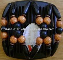 AFRICAN BUTTERFLY {R} HAIR CLIP, FASHION HAIR CLIP, GIRL'S HAIRCLIP, TEEN HAIR CLIP