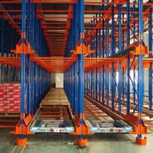 Shuttle Rack Cold Warehouse Storage