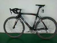 carbon frame fork road bike/racing bike/city bycicle 700C MICHE groupset