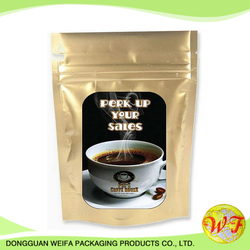 Good price take out resealable food grade plastic bags for food