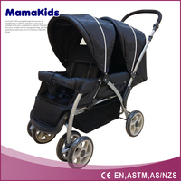 EN 1888 certificat china Easily design twins baby stroller/ baby stroller for twins trading company