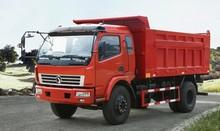 mini-camión de volteo
