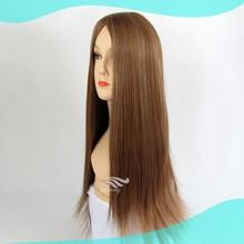 Wholesale Price Mongolian Human Hair Blonde Hand Made Kosher WIg