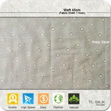 2015 de seda com Lurex China estoque de tecido de seda TL90907-TL412