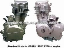 125cc/150cc/175cc/200cc/250cc do motor da motocicleta para a venda