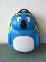 Children travel trolley luggage bag