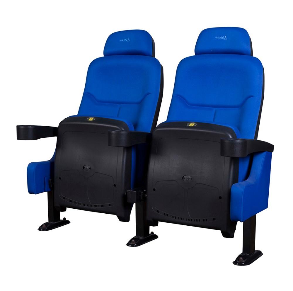 Moderne stijl auditorium stoel bioscoop stoelen/vouwen theater ...