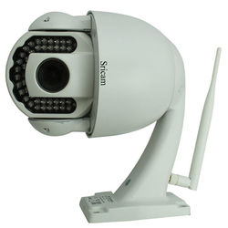 TOLL FREE CALL and Protect Your Home and Family 1.0 Megapixel Wireless Wifi Mini PTZ Camera
