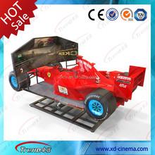 Racing Car Game Machine , Flight simulator , 360 car simulator