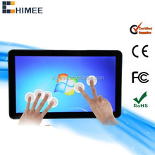 512GB SSD optional 47 inch wall mounting type touch screen led full form of computer