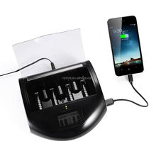 Max power battery charger for Nicd Nimh Alkaline rechargeable battery AA AAA C D N manufacturer