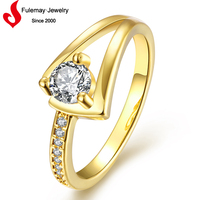 18k gents gold rings jewelry hot selling