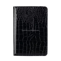 Brand New Design for iPAD MINI 4 360 Degree Rotating Flip Leather Case Crocodile Pattern