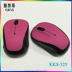 Factory oem gift mouse 2.4G wireless usb optical 3D mouse