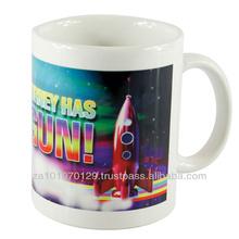 Ceramic Mug with Full Colour Wrap Around Print