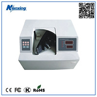 Table Type Vacuum Banknote Bill Counter Machine