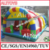 Ali 2015 New Custom Design Inflatable Amusement Park