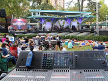 outdoor smd 3535 high bright high refresh led concert screens
