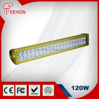 "Teehon 12v 22"" Epistar IP67 Cheap Car 120W Wholesale LED Light Bar"