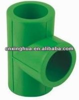 PPR all plastic fittings equal Tee