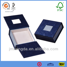 Top quality jewelry packaging box for ring wholesale