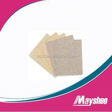 corundum abrasive paper sheet
