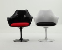 Italy Famous Design Tulip Arm Chair Swivel Chair AS-116C