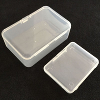 Free shipping Small Fishing Boxes, Pocket Tackle Plastic Box for Fishing Accessaries Hooks Lure Packing caixa de pesca