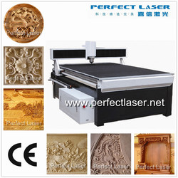 Perfect Laser PEM-1325 hotsell wood cnc router For Home/Mandir