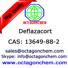 API of Deflazacort, High purity 13649-88-2 Deflazacort