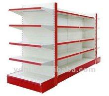 supermarket shelves equipment/potato chip display rack/pharmacy rack/pharmacy shelves/back to back shelving/candy shelf