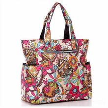 2015 New Model Lady Handbag Shoulder bag Canvas Fabric Bags