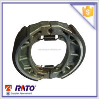 125cc motorcycle spare parts cheap Chinese GY6 125cc motorcycle brake shoe wholesale