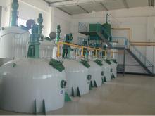 100-500T/D soya bean/ peanut/rapeseed crude oil refinery