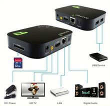 Tv Box 2.4g slim wireless keyboard and mouse combo