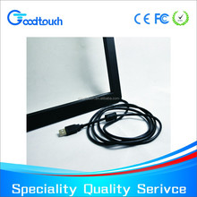"""certificated 12.1"""" to 32"""" interactive infrared IR usb multi touch screen"""