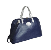 Blue flash canvas bag modern style messenge bag handbag