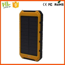 Hot sale universal laptop solar charger 10000mah in Europe