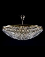 Modern crystal chandelier ceiling light for hotel