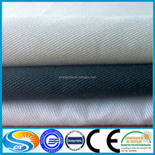 plain dyed poly cotton twill fabric for patches