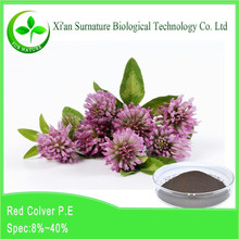 100% natural Clover Trifolium pratense extract Red Colver P.E. manufacture supply