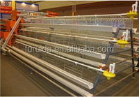 Factory design layer chicken cages with drinking equipment exported to kenya