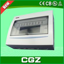 indoor distribution box for home DZ47-63 2 4 6 8 10 WAY