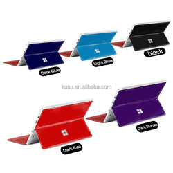 Best selling fashionable gel epoxy skin for microsoft surface pro3