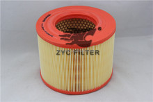 high quality PU and Wood Pulp Paper car air filter for Saab car 55560911