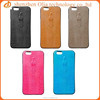 Mobile phone accessories hot selling for iphone6 case, for iphone 6 accessories 2014 pu leather coating case